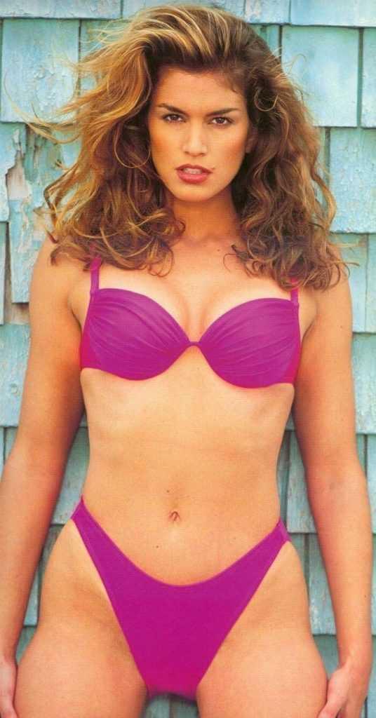Cindy Crawford hot bikini pics