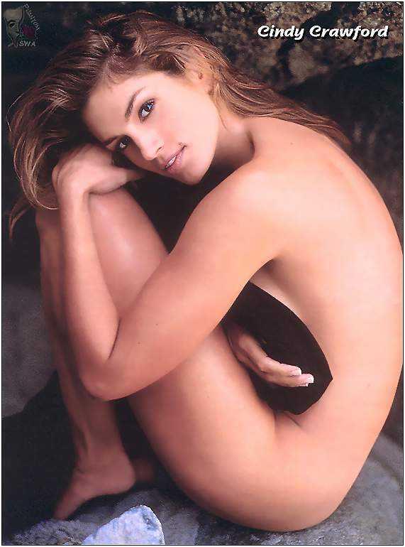 Cindy Crawford naked pics