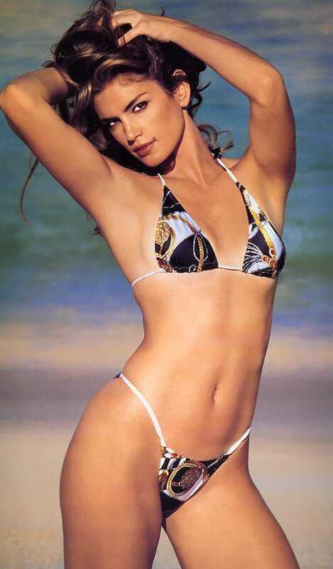 Cindy Crawford sexy pictures