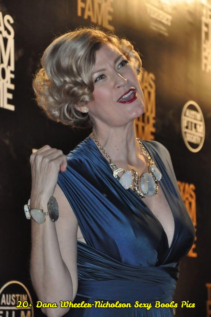 Dana Wheeler-Nicholson sexy pictures