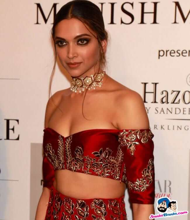 Deepika Padukone busty pictures
