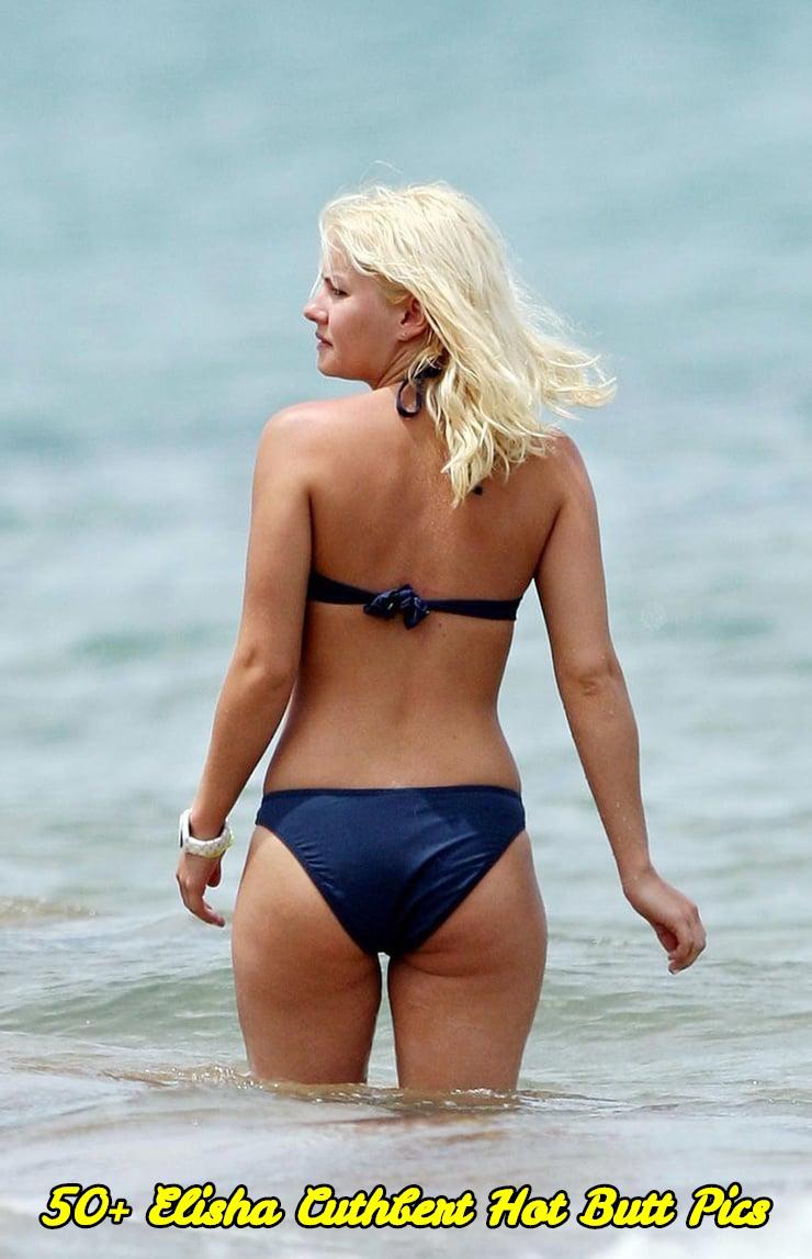 Elisha Cuthbert hot butt pics
