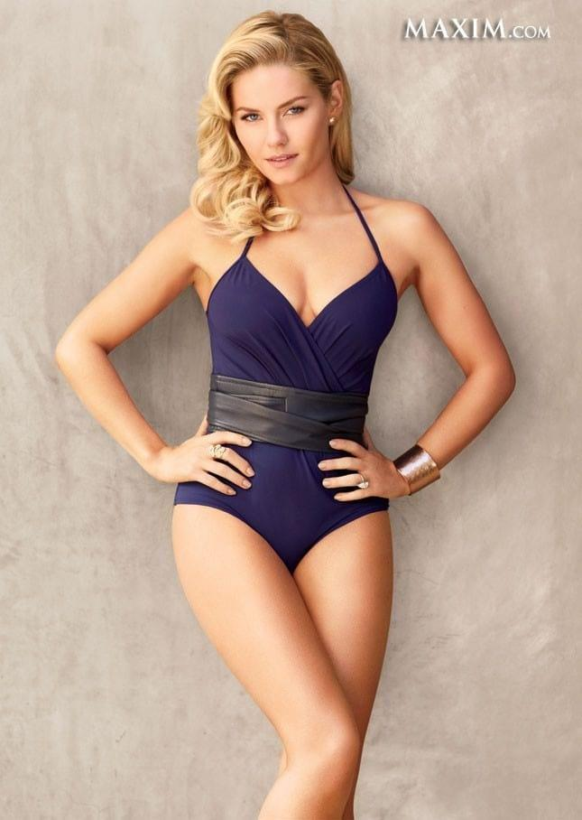 Elisha Cuthbert hot lingerie pics