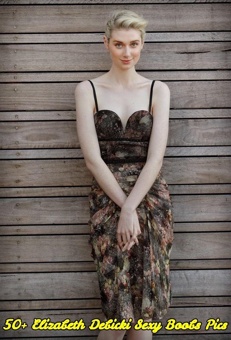 Elizabeth Debicki sexy boobs pics