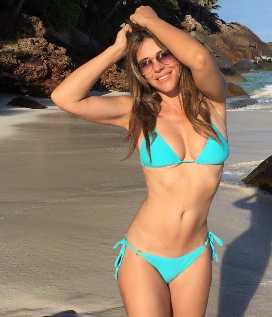 Elizabeth Hurley hot bikini pics