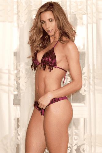 Ellen Hoog amazing bikini pics