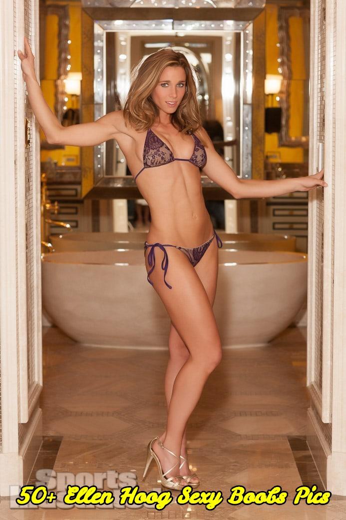 Ellen Hoog sexy boobs pics