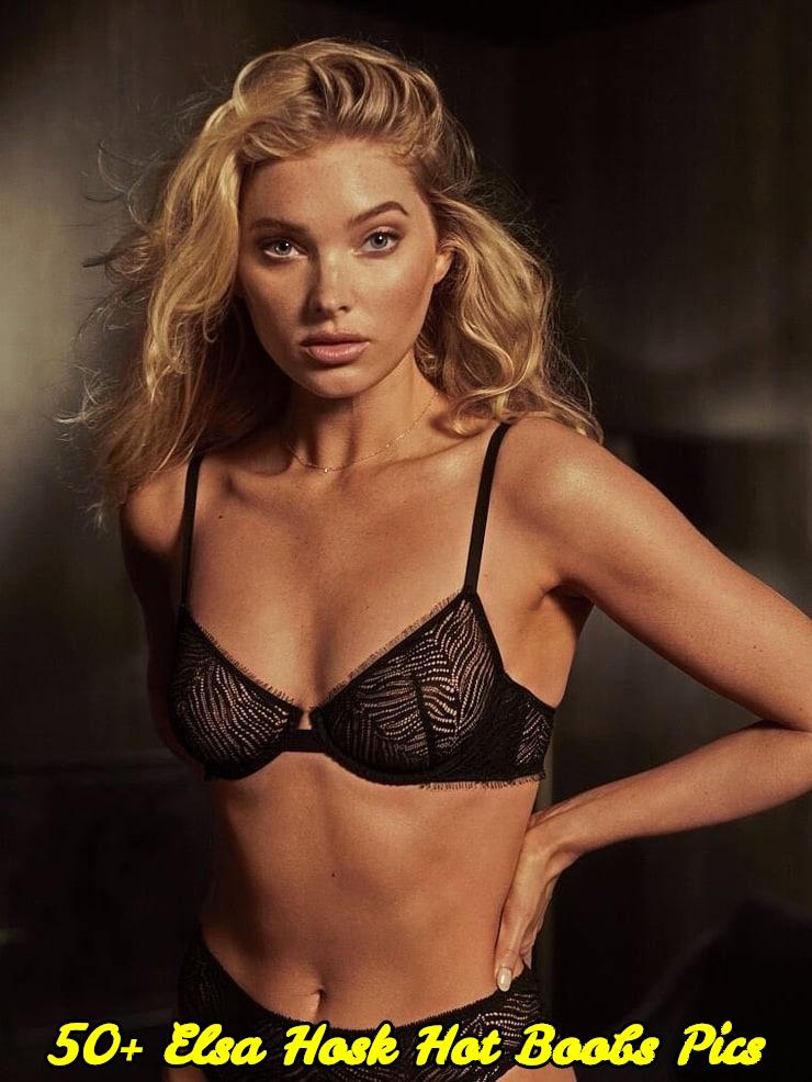 Elsa Hosk hot boobs pics
