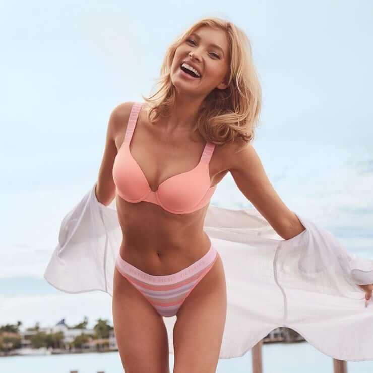 Elsa Hosk sexy bikini pics