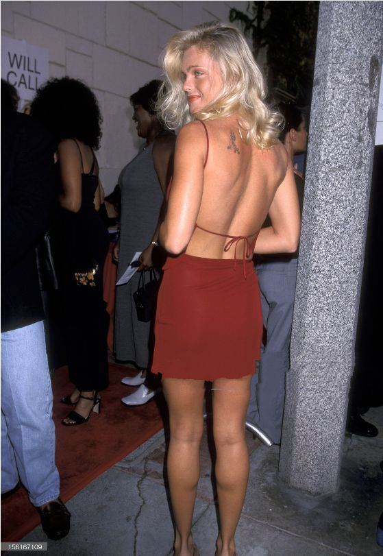 Erika Eleniak sexy ass picture