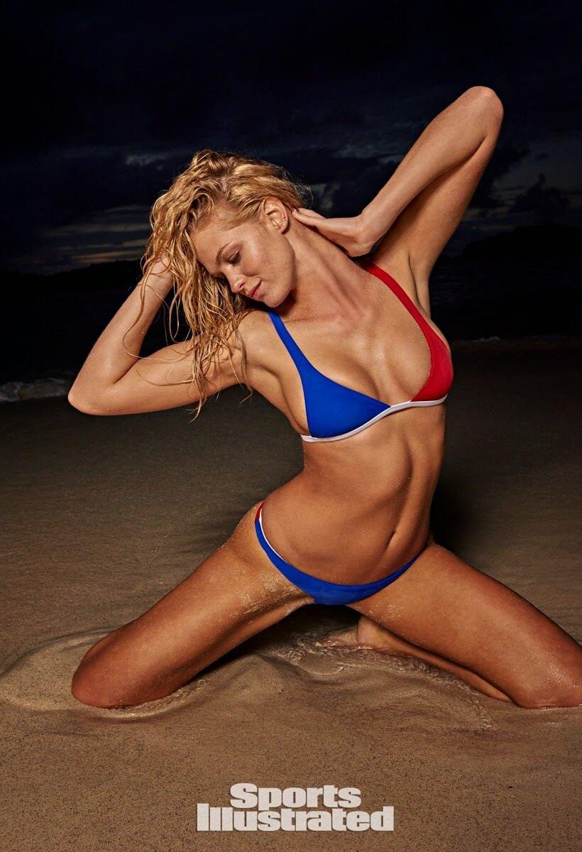 Erin Heatherton hot bikini pics
