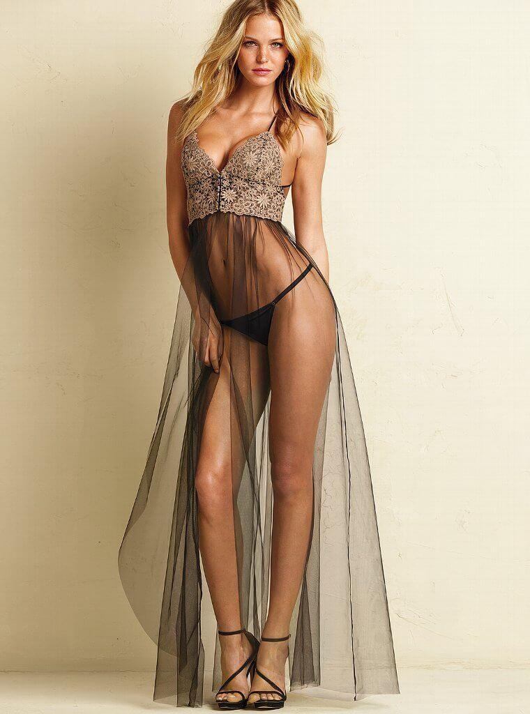 Erin Heatherton sexy lingerie pics