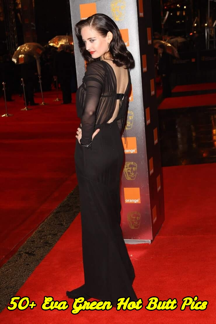 Eva Green hot butt pics