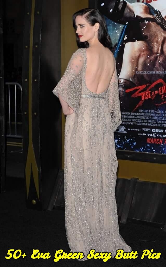 Eva Green sexy butt pics