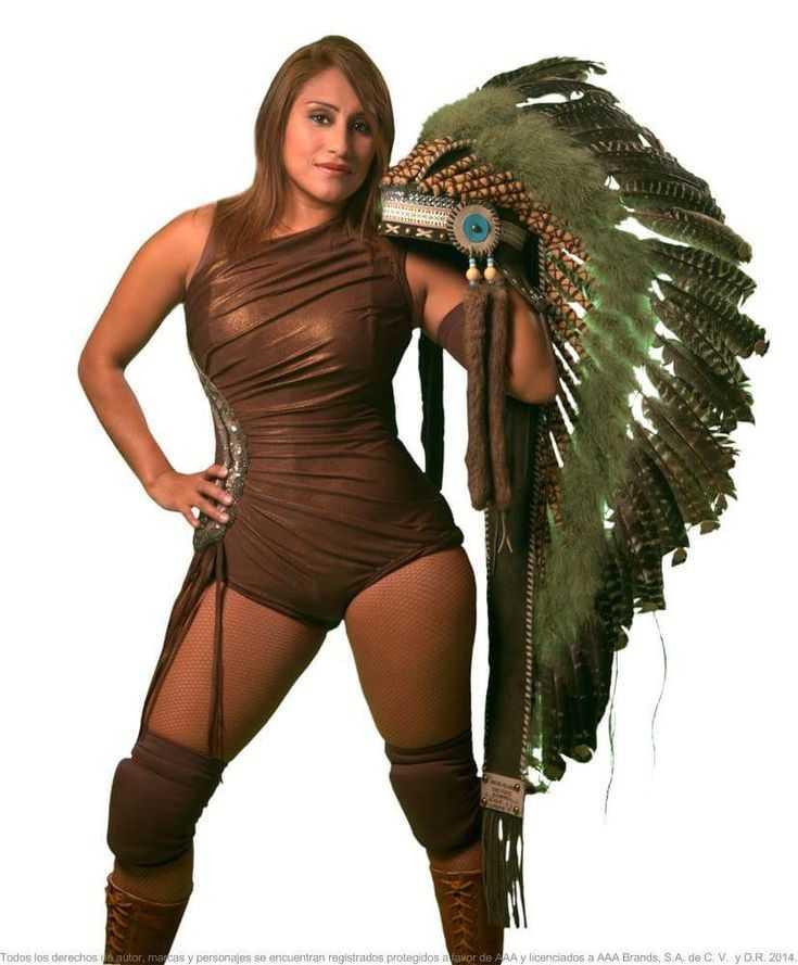 Faby Apache lingerie pics