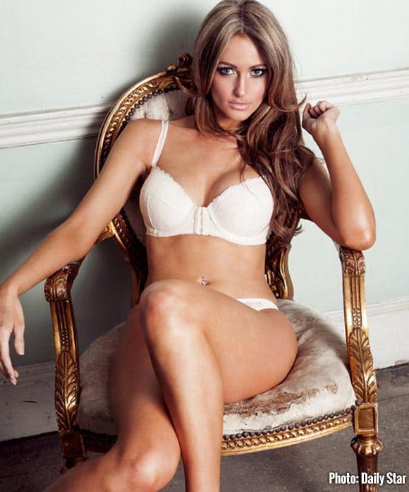 Georgina Dorsett hot bikini pics