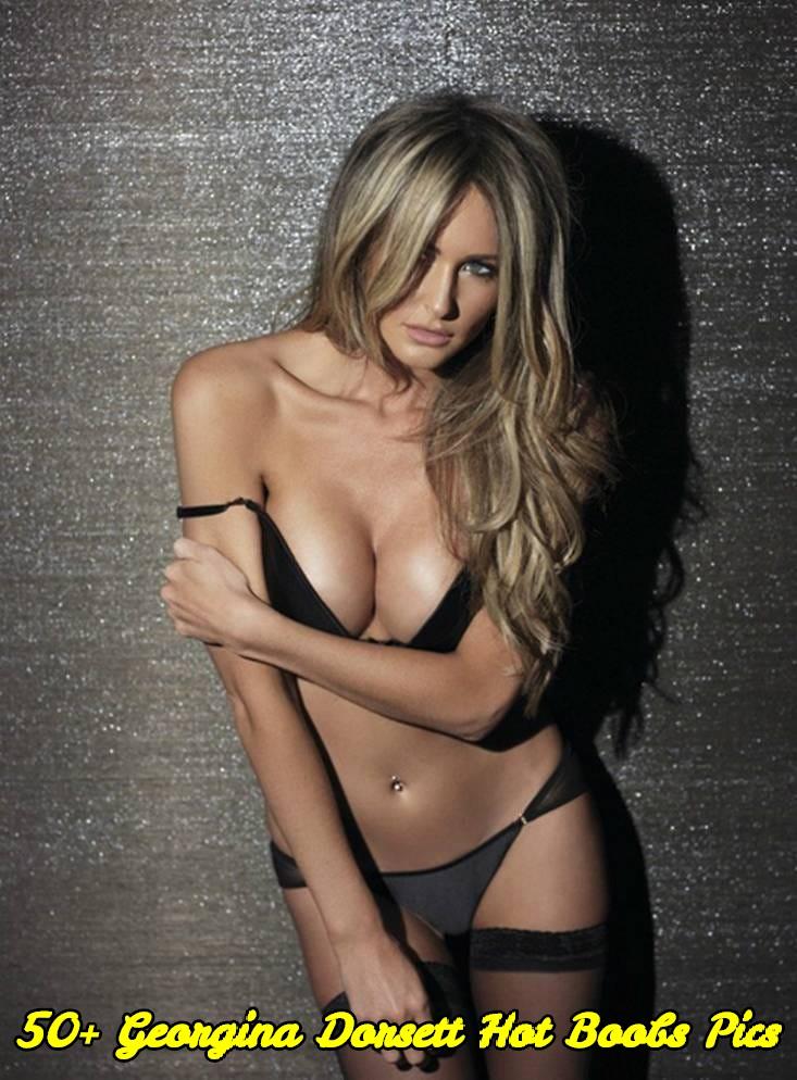 Georgina Dorsett hot boobs pics