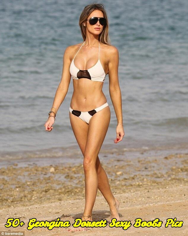Georgina Dorsett sexy boobs pics
