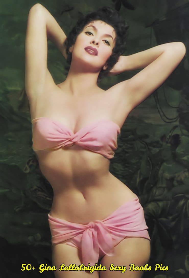Gina Lollobrigida sexy pictures