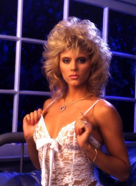 Ginger Lynn Allen hot look
