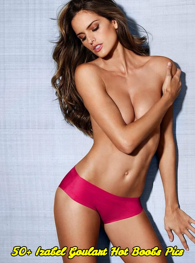 Izabel Goulart hot boobs pics