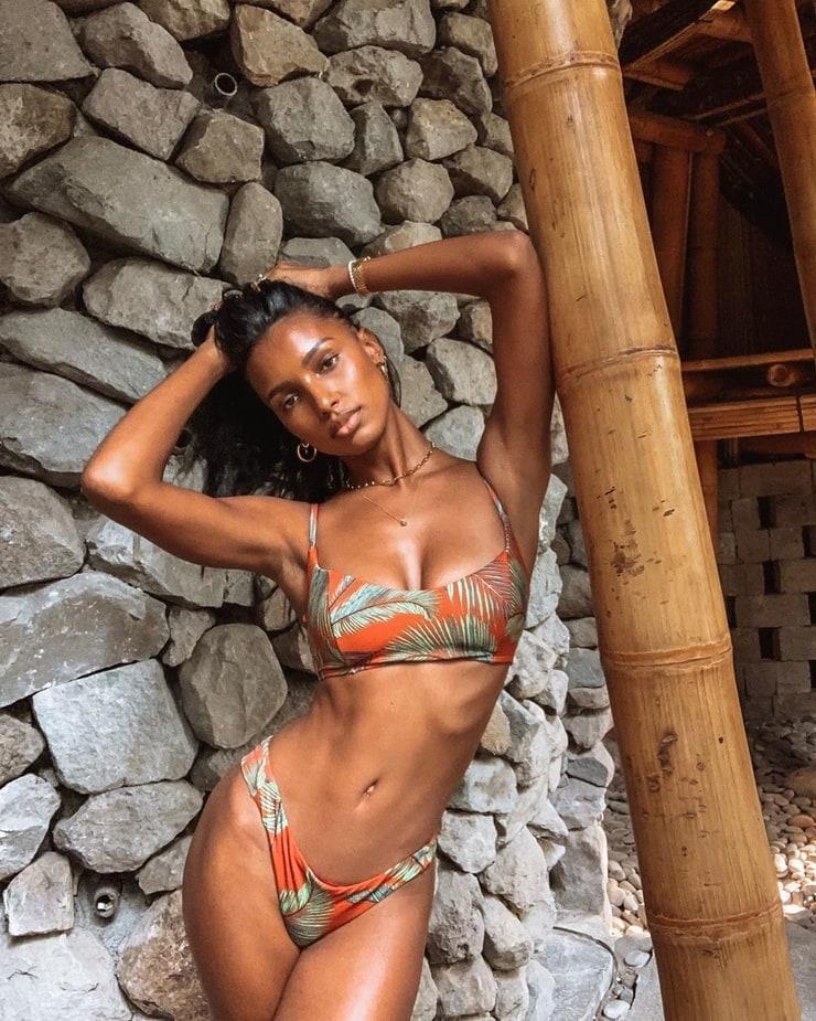 Jasmine Tookes hot bikini pics