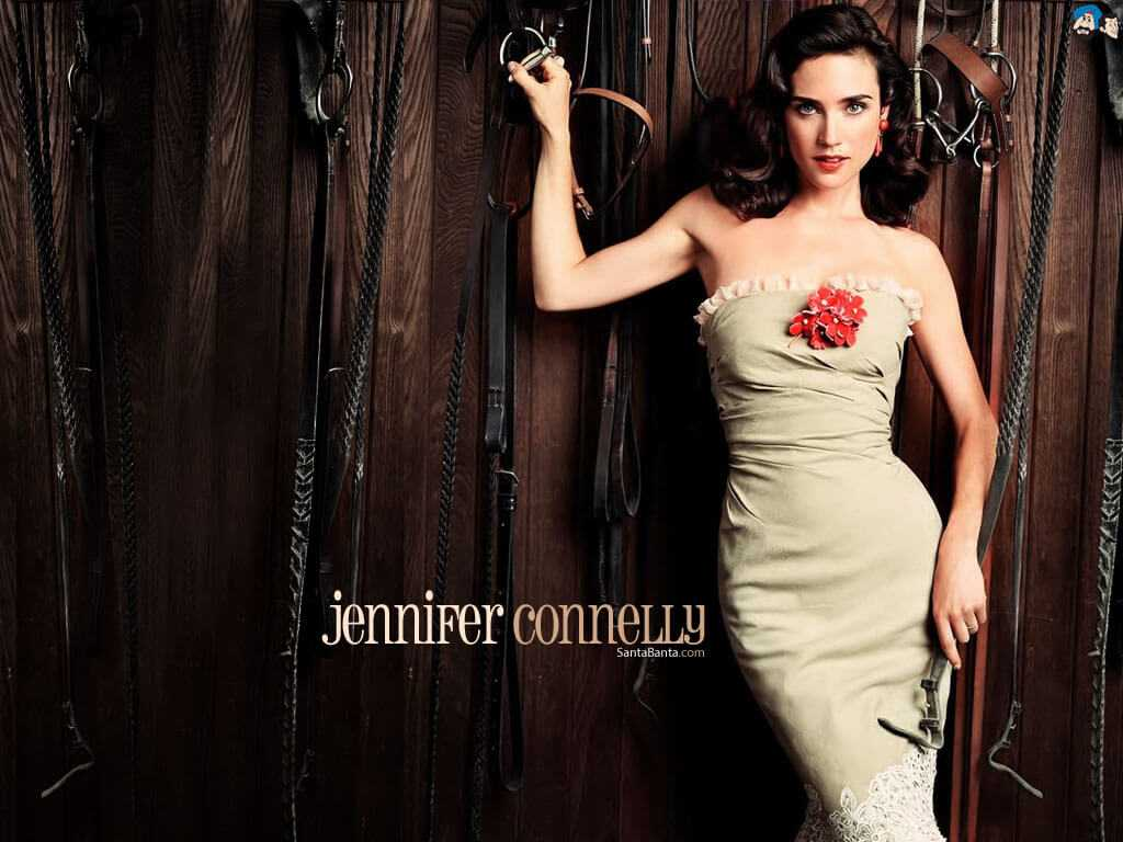 Jennifer Connelly busty pictures