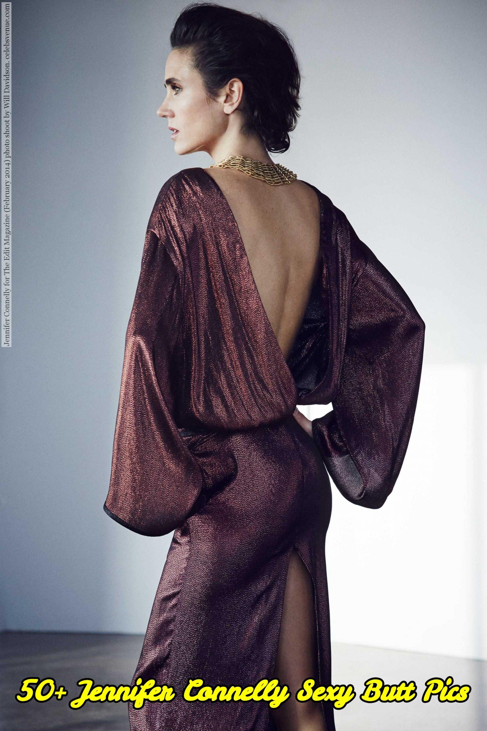 Jennifer Connelly sexy butt pics