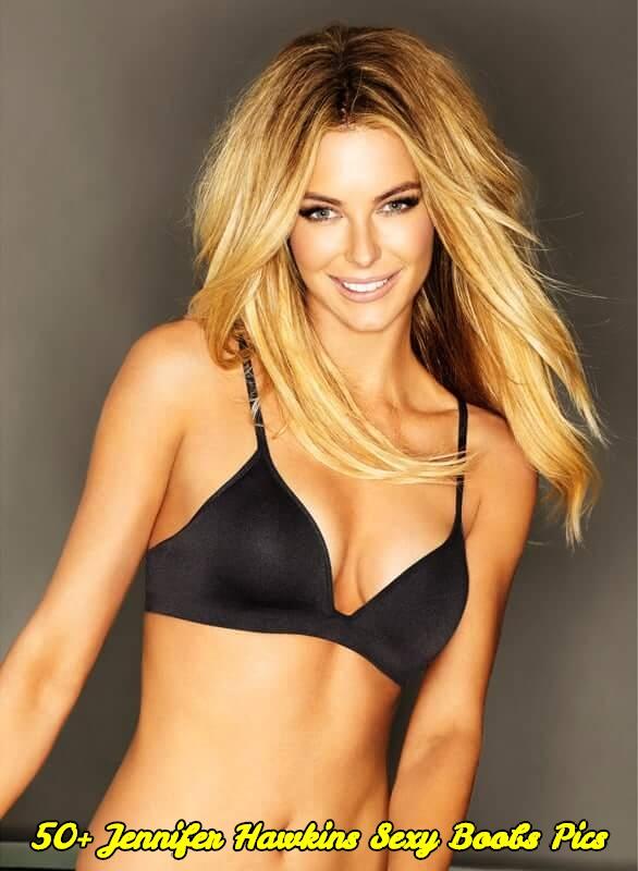 Jennifer Hawkins sexy boobs pics