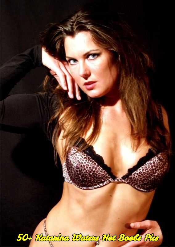 Katarina Waters hot boobs pics