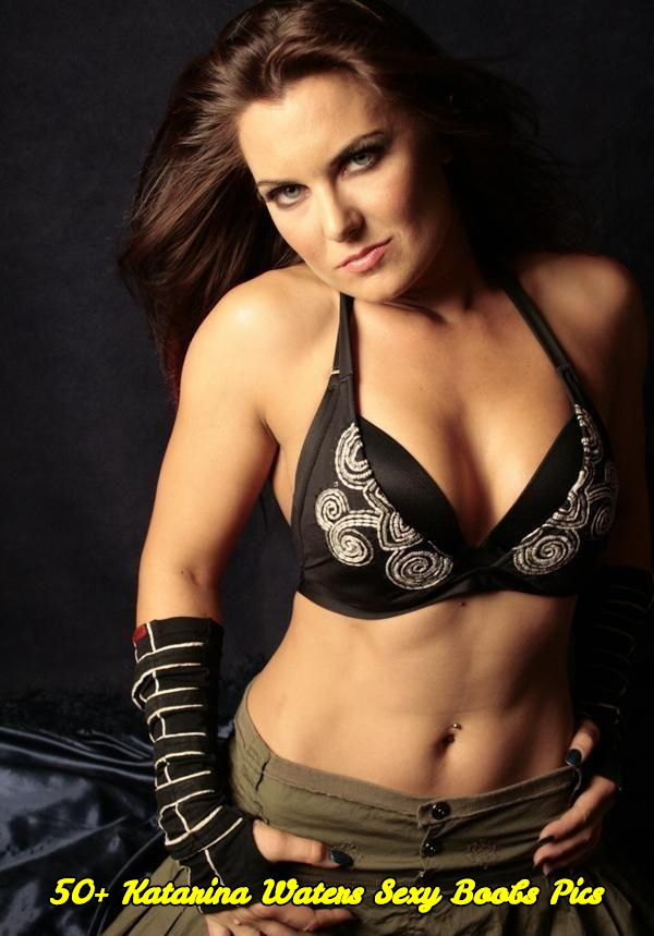 Katarina Waters sexy boobs pics