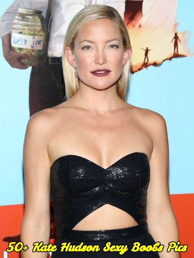 Kate Hudson sexy boobs pics
