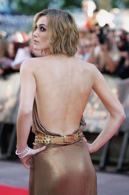 Keira Knightley hot ass pictures