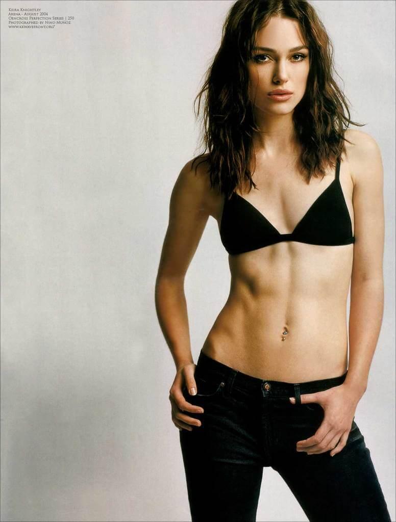 Keira Knightley sexy bikini pics
