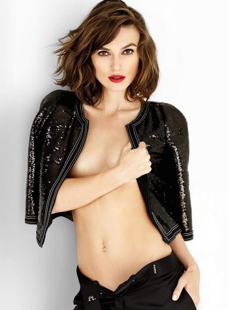 Keira Knightley topless pics (2)