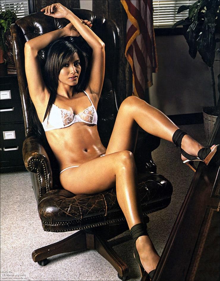 Kelly Hu Pussy