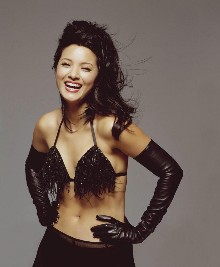 Kelly Hu amazing busty pics