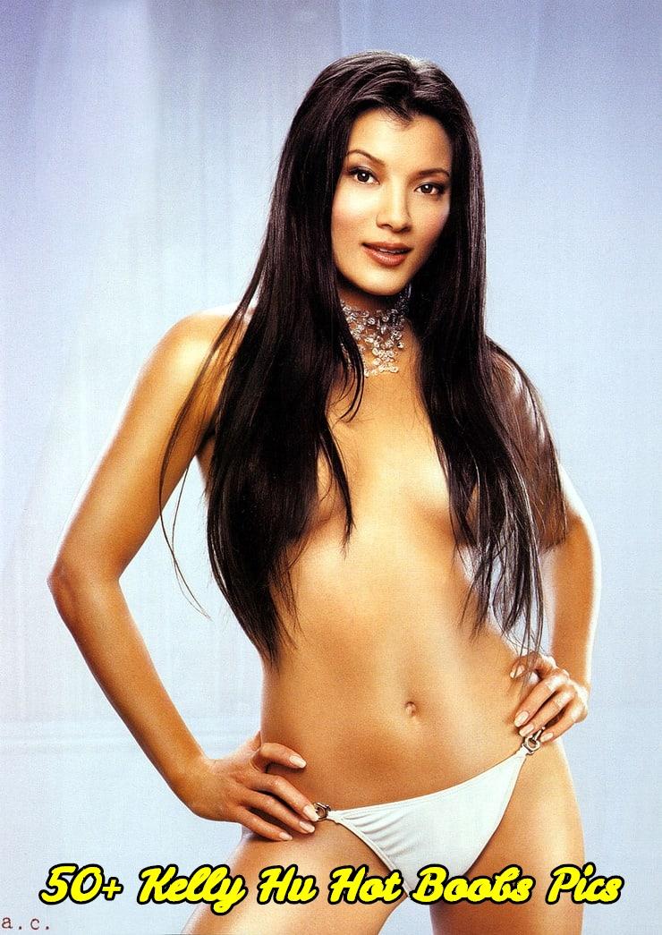 Kelly Hu hot boobs pics
