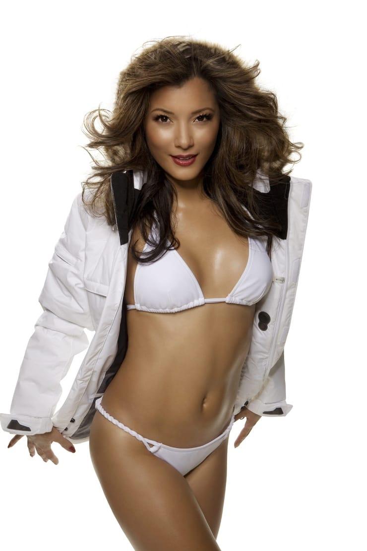 Kelly Hu hot look pics