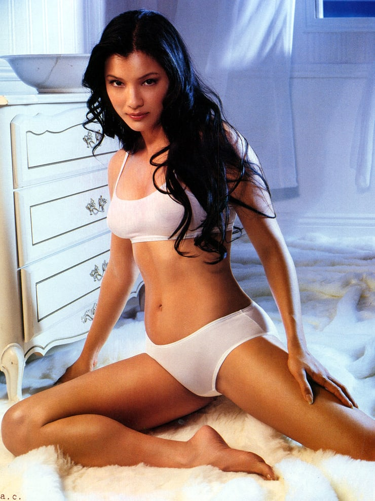 Kelly Hu hot pictures