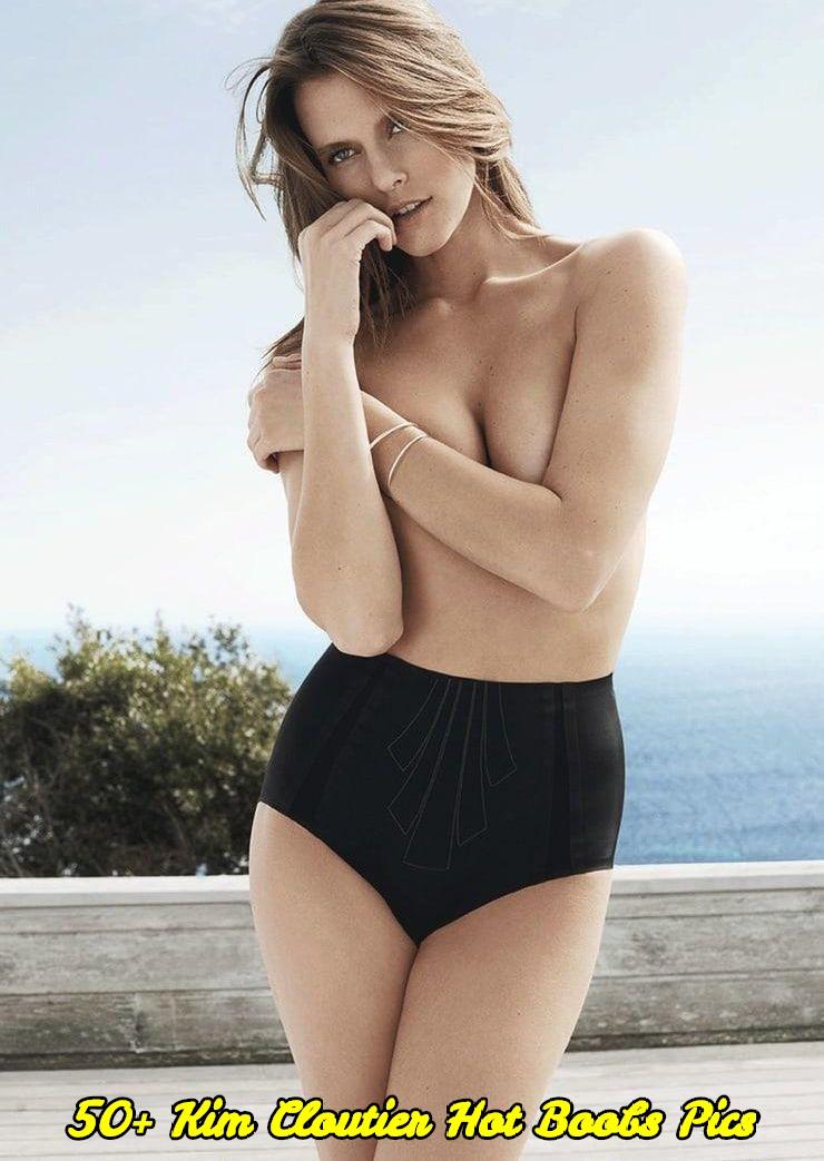 Kim Cloutier hot boobs pics