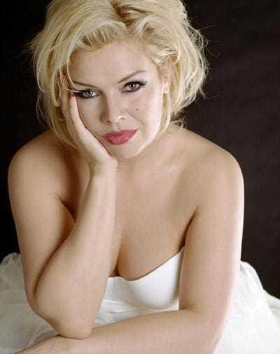 Kim Wilde Topless