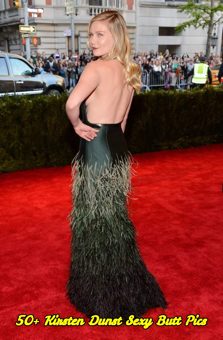 Kirsten Dunst sexy butt pics