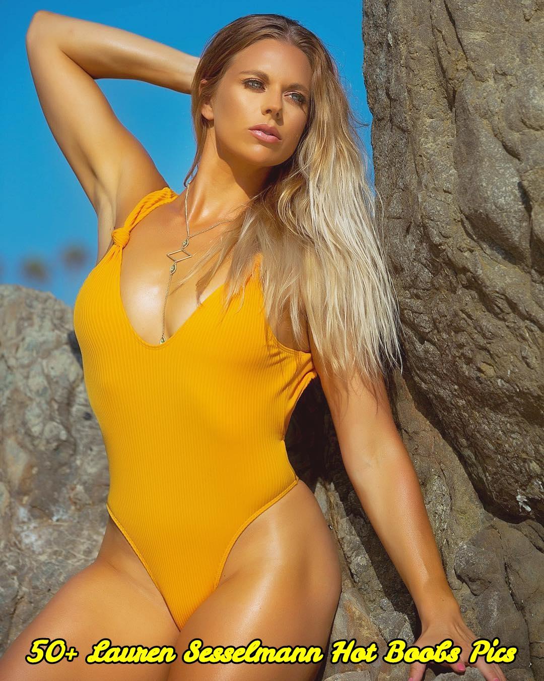 Lauren Sesselmann hot boobs pics