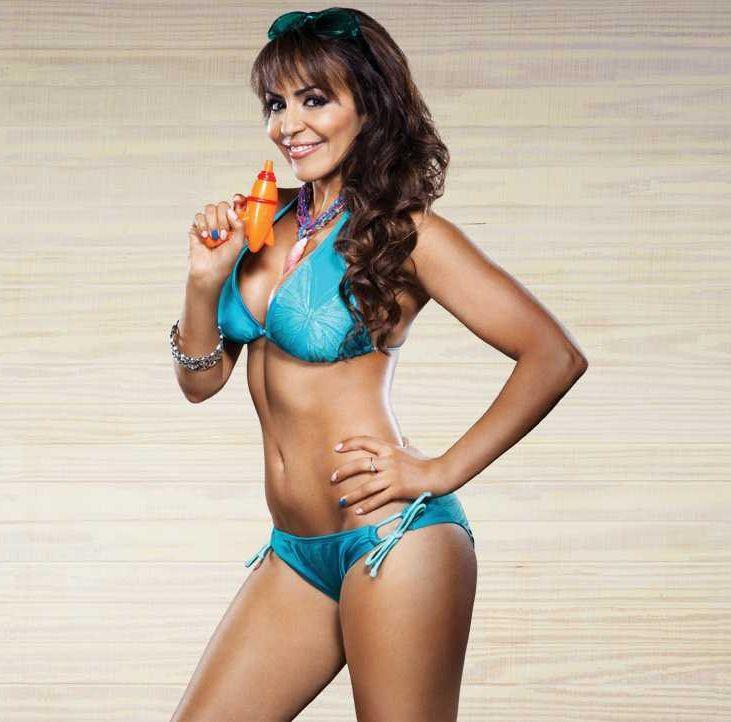 Layla El hot look pics