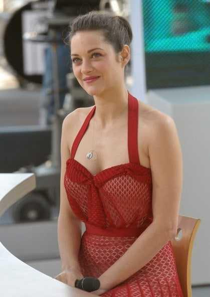Marion Cotillard hot look pcs