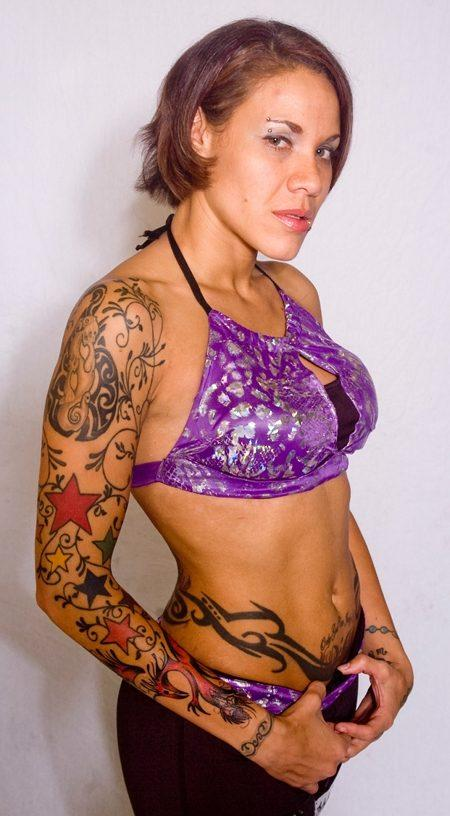 Mercedes Martinez sexy side boobs pics