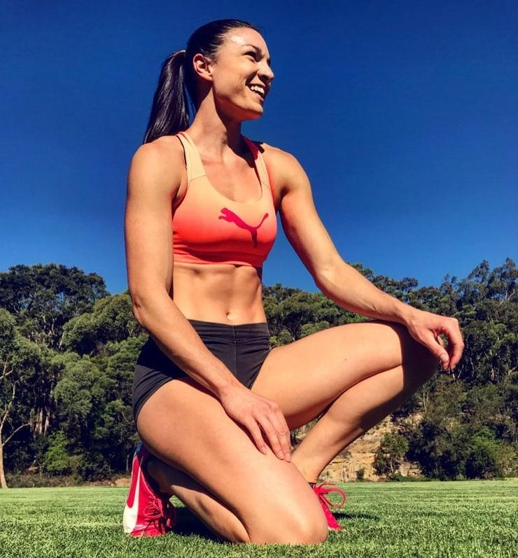 Michelle Jenneke sexy pics