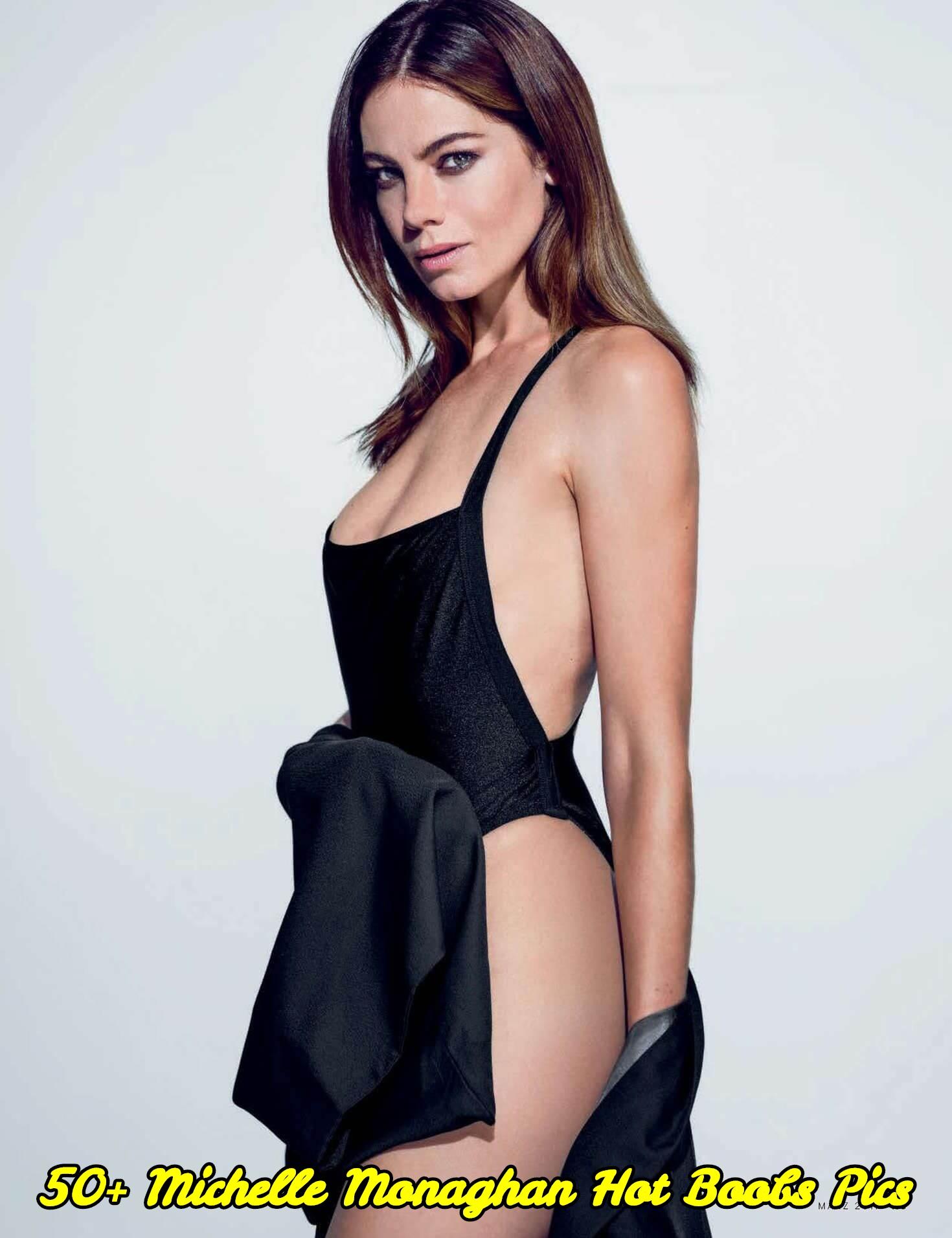 Michelle Monaghan hot boobs pics