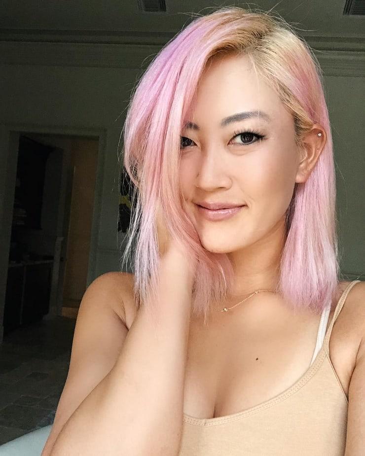 Michelle Wie hot look